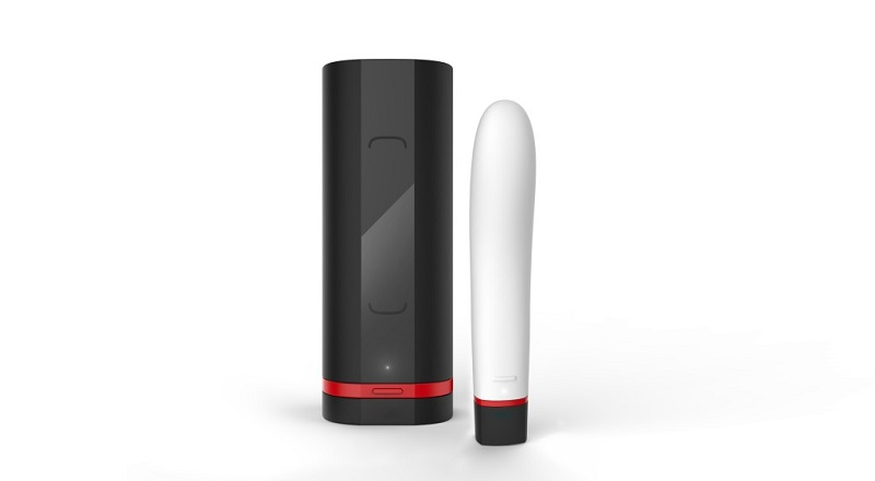 review Kiiroo long distance couple set