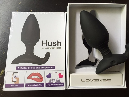 hush butt plug review