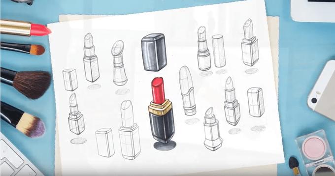 smart lipstick vibease