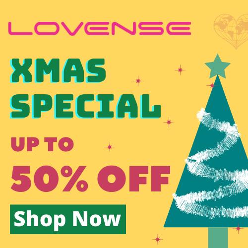 lovense christmas specials