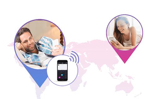long-distance-control app