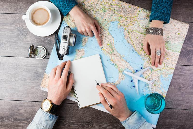 planning trip together longdistance friendship alive