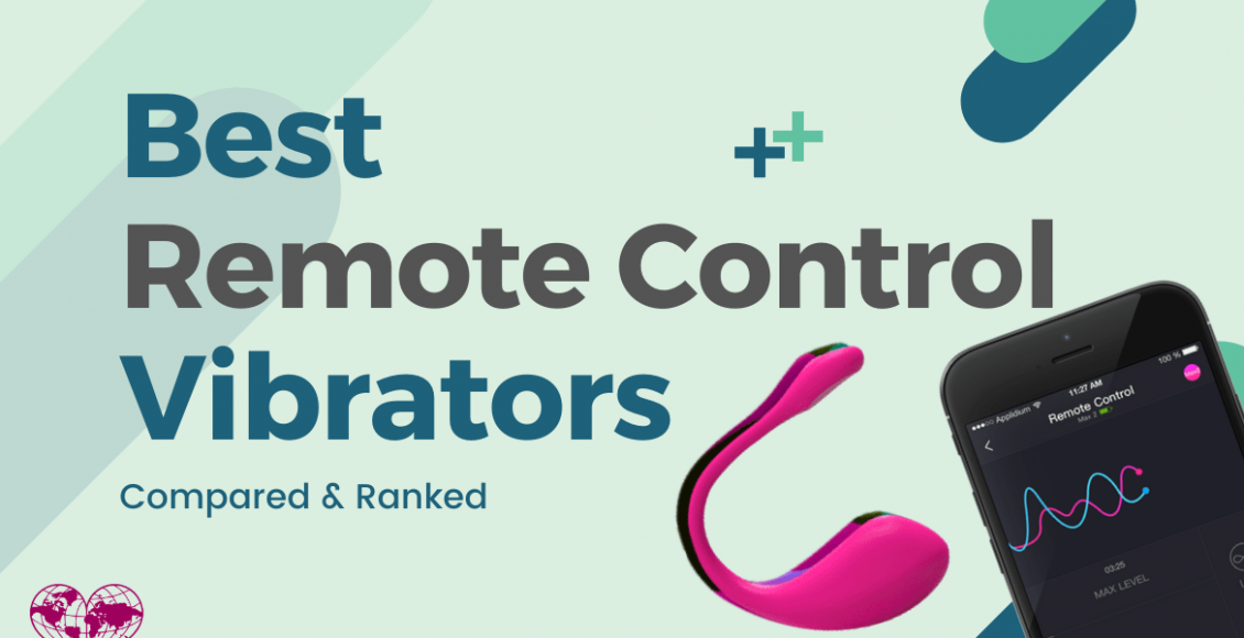 best remote control vibrators
