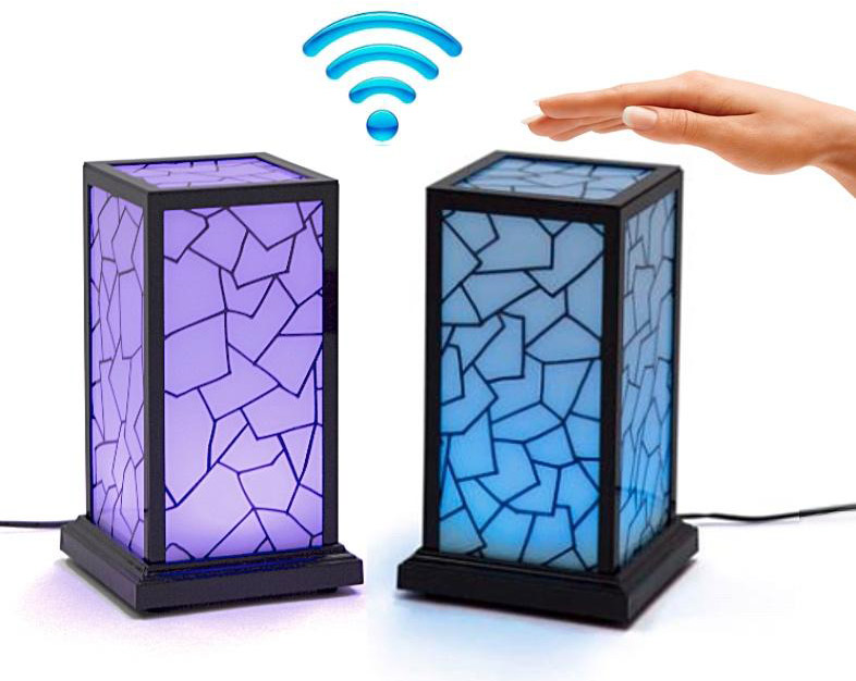 consider wifi touch lamp view