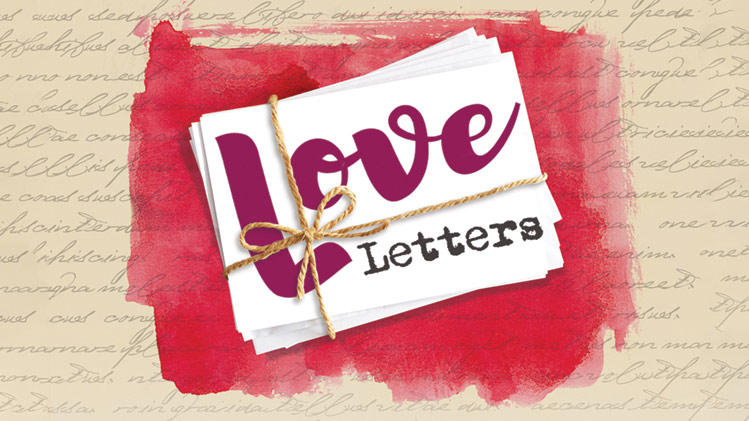 give letters show love ldr