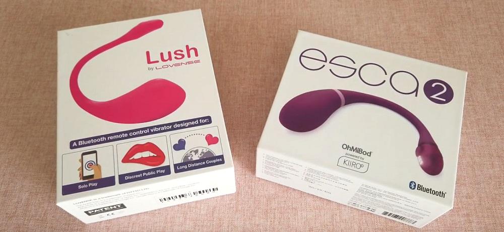 lush 2 vs esca 2